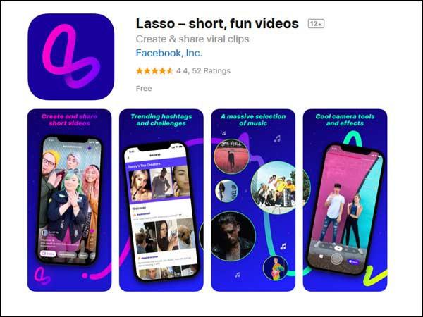 Ứng dụng tạo clip Lasso: Đứa con mới của Facebook nhưng nhìn cứ hao hao ông hàng xóm Tik Tok? - Ảnh 2.