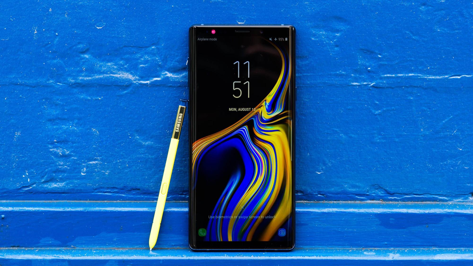 Galaxy Note 9 lại ẵm giải Thiết kế Ấn tượng nhất năm tại sự kiện công nghệ hàng đầu thế giới - Ảnh 2.