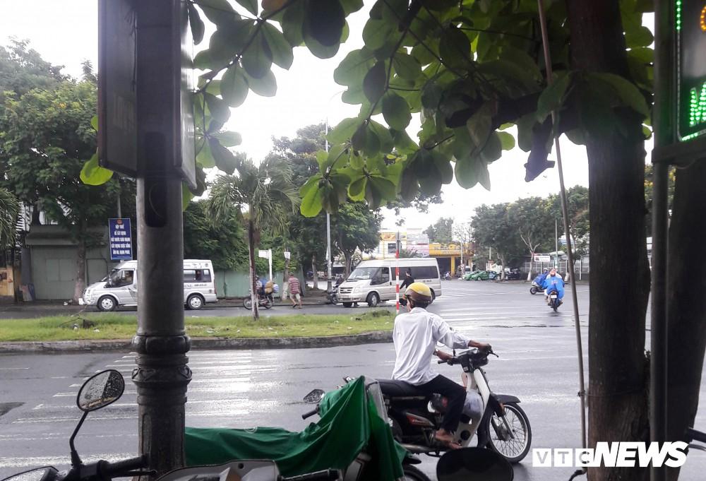 Chủ tịch UBND Đà Nẵng đích thân đi quay clip, xe dù, cò khách vẫn vô tư hoạt động - Ảnh 2.
