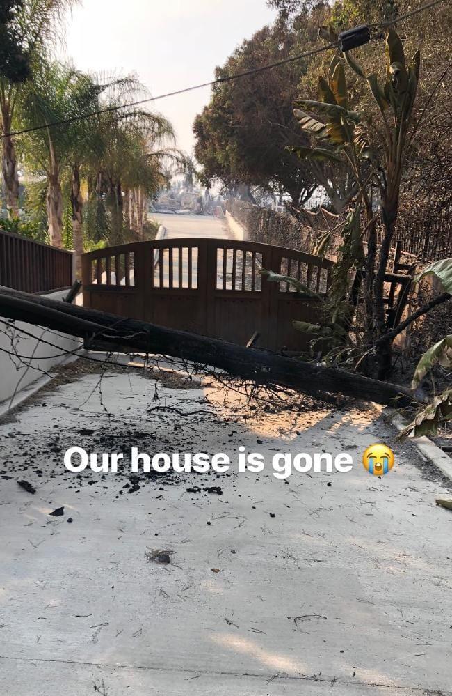 Vụ cháy ở California khiến nhiều sao Hollywood sốc nặng - Ảnh 4.