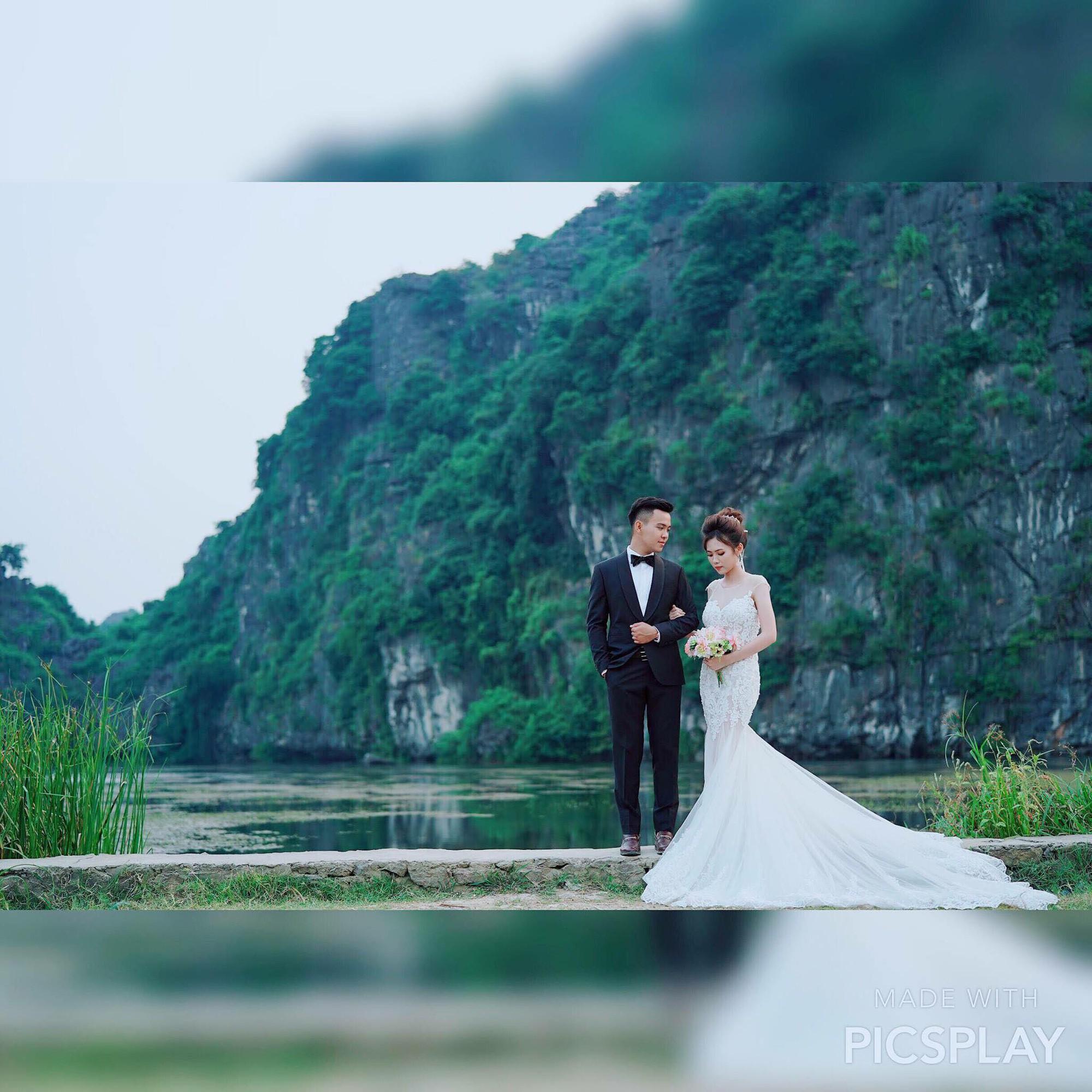 Cô dâu chú rể rạng rỡ trong đám cưới khủng, chi gần 1 tỷ đồng dựng rạp và mời cả ca sĩ Ngọc Sơn về biểu diễn - Ảnh 4.