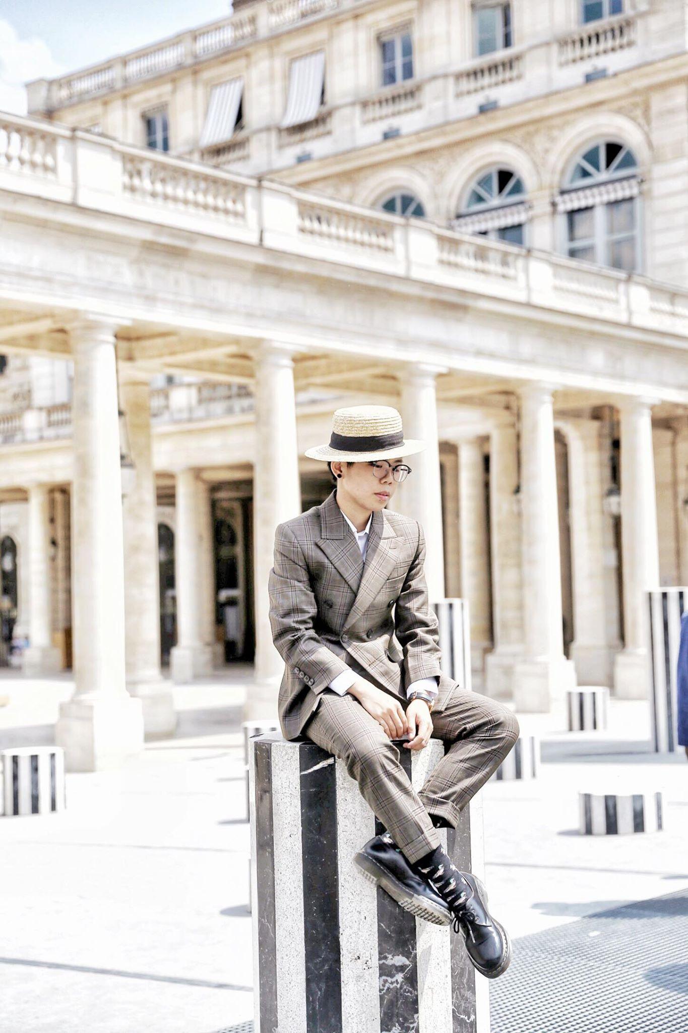 Du học tận Paris nhưng anh chàng vẫn có mặt trong đám cưới của em trai, lại còn được canh thùng tiền cưới - Ảnh 4.