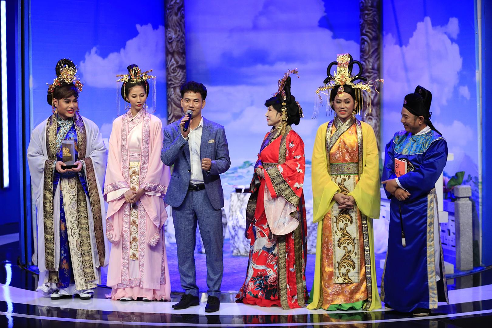 Ơn giời: Giám khảo Hoài Linh phải xông vào phòng Trường Giang để trị Lê Dương Bảo Lâm - Ảnh 5.