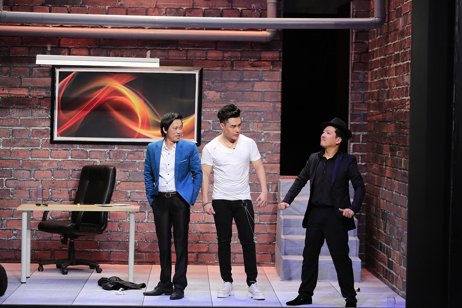 Ơn giời: Giám khảo Hoài Linh phải xông vào phòng Trường Giang để trị Lê Dương Bảo Lâm - Ảnh 2.