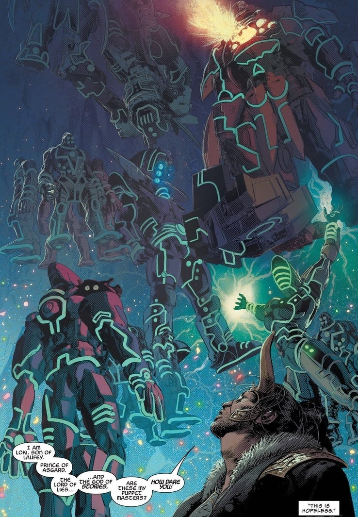 Chủ tiệm đá quý Marvel cuối cùng cũng đã tiết lộ nguồn gốc các viên đá