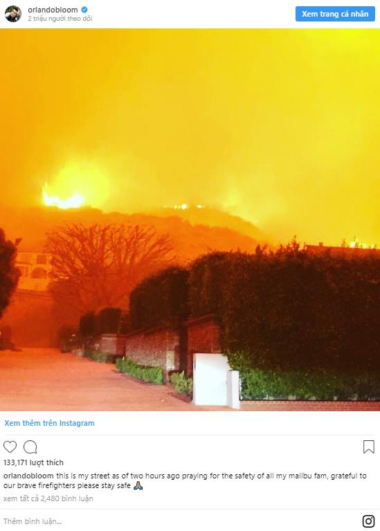 Cháy rừng tại California: Khu nhà giàu thất thủ, hàng loạt dinh thự triệu đô của đại gia và celeb bị thiêu trụi - Ảnh 9.