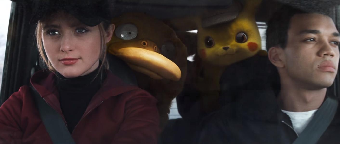 """Phát sốt với chú Pikachu có giọng """"bựa"""" của Ryan Reynolds trong """"Pokémon: Detective Pikachu"""" - Ảnh 3."""