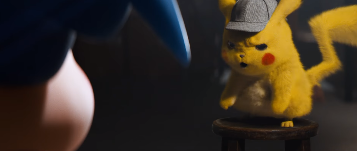 """Phát sốt với chú Pikachu có giọng """"bựa"""" của Ryan Reynolds trong """"Pokémon: Detective Pikachu"""" - Ảnh 4."""