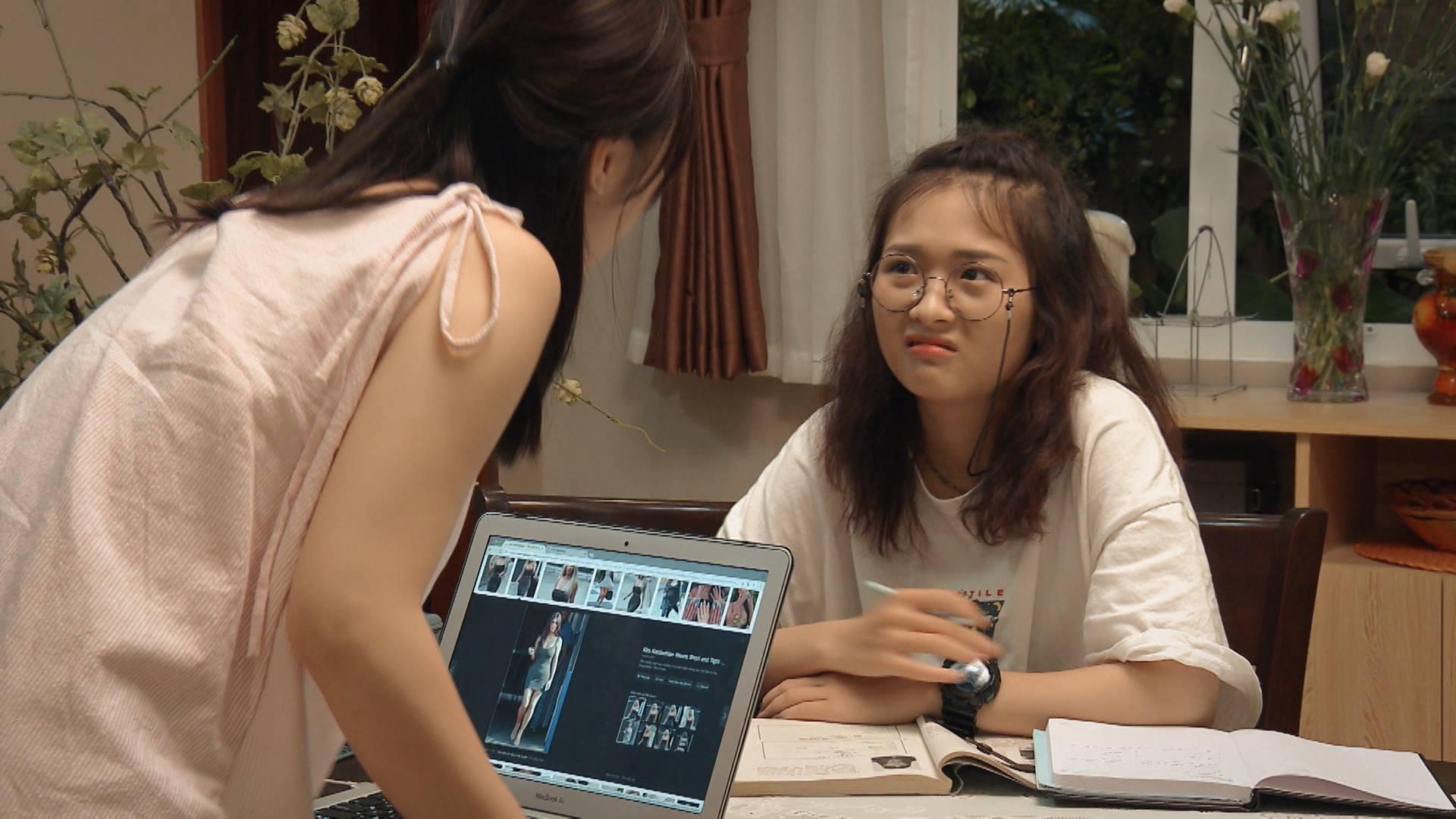 Quỳnh Kool chụp hình khỏa thân khiến bố mẹ phát hoảng - ảnh 2
