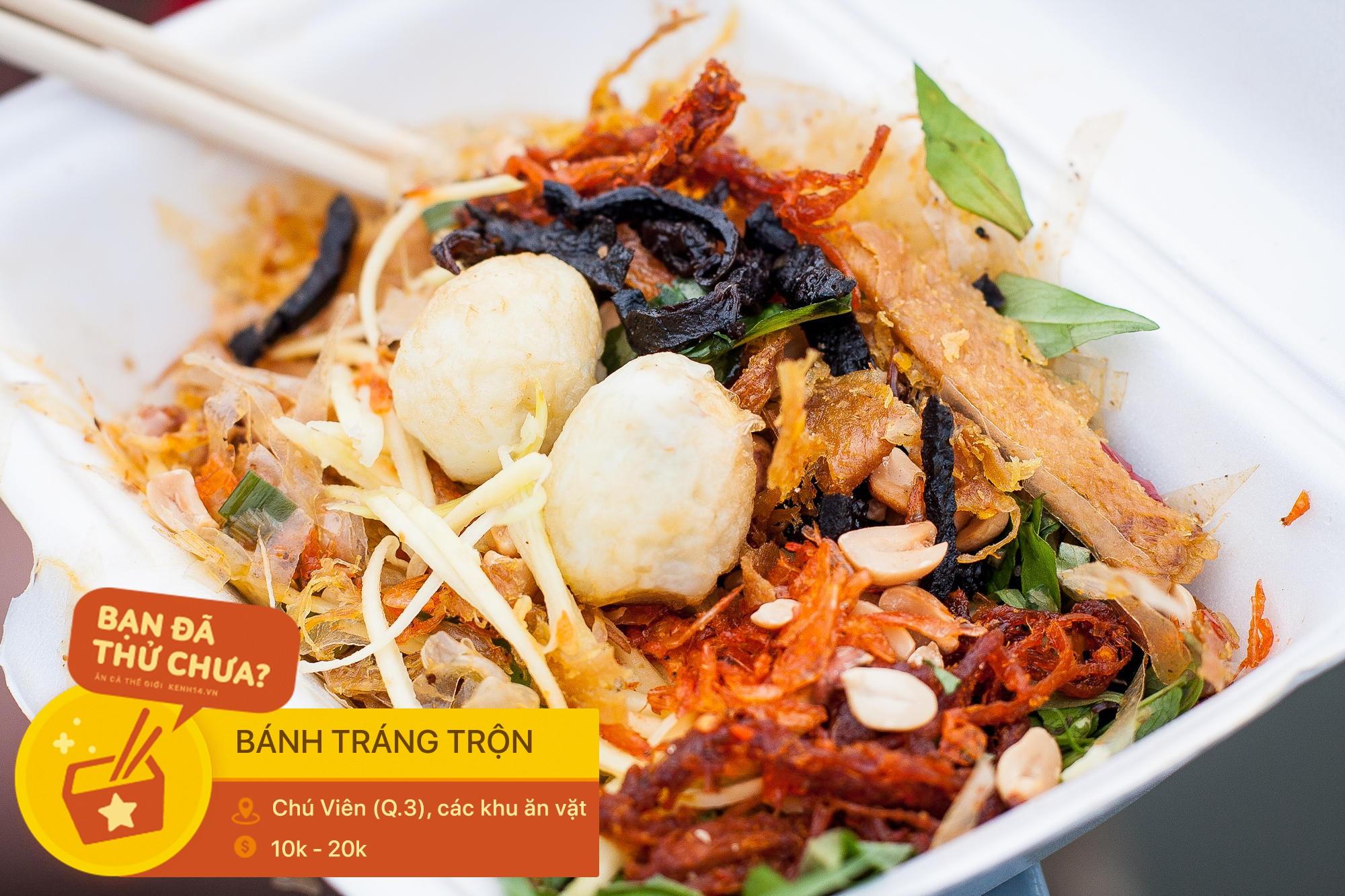 Sài Gòn có những món đếm mãi không hết những loại topping ăn kèm - Ảnh 12.