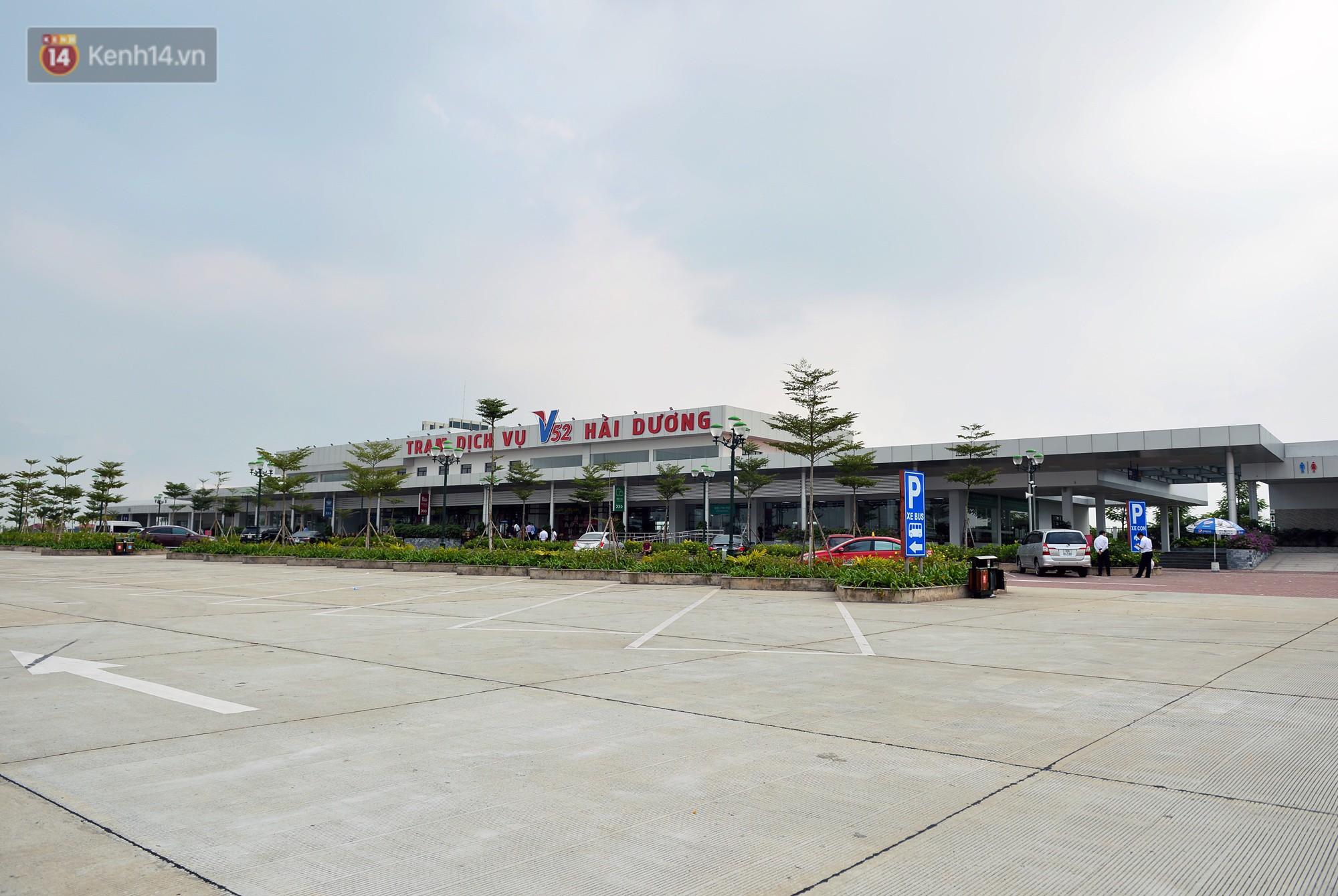 Bên trong trạm dừng chân 5 sao trên cao tốc hiện đại nhất Việt Nam có gì? - Ảnh 1.