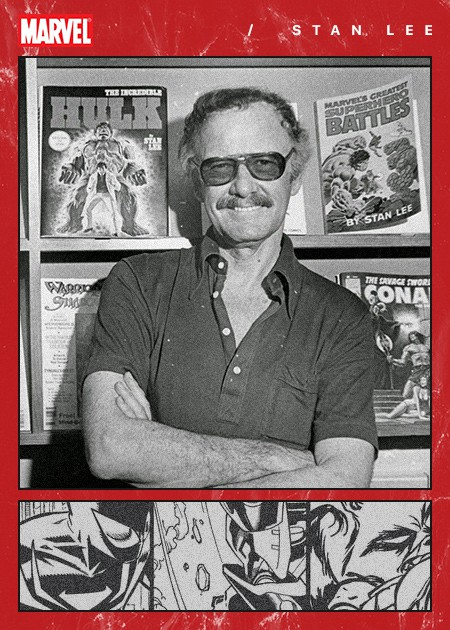 Stan Lee: Vĩnh biệt, huyền thoại của những huyền thoại - Ảnh 3.