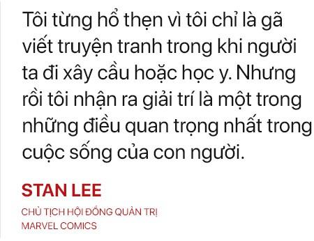 Stan Lee: Vĩnh biệt, huyền thoại của những huyền thoại - Ảnh 4.