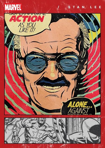 Stan Lee: Vĩnh biệt, huyền thoại của những huyền thoại - Ảnh 11.