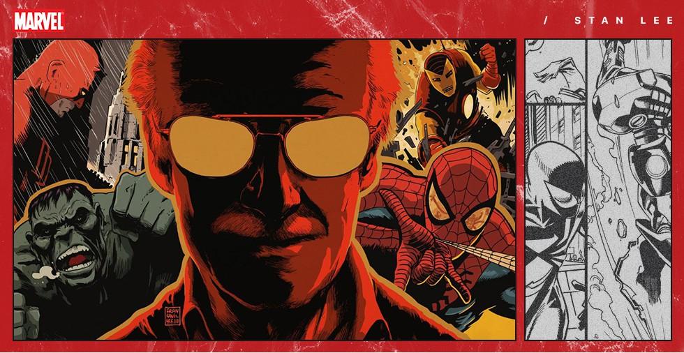 Stan Lee: Vĩnh biệt, huyền thoại của những huyền thoại - Ảnh 6.