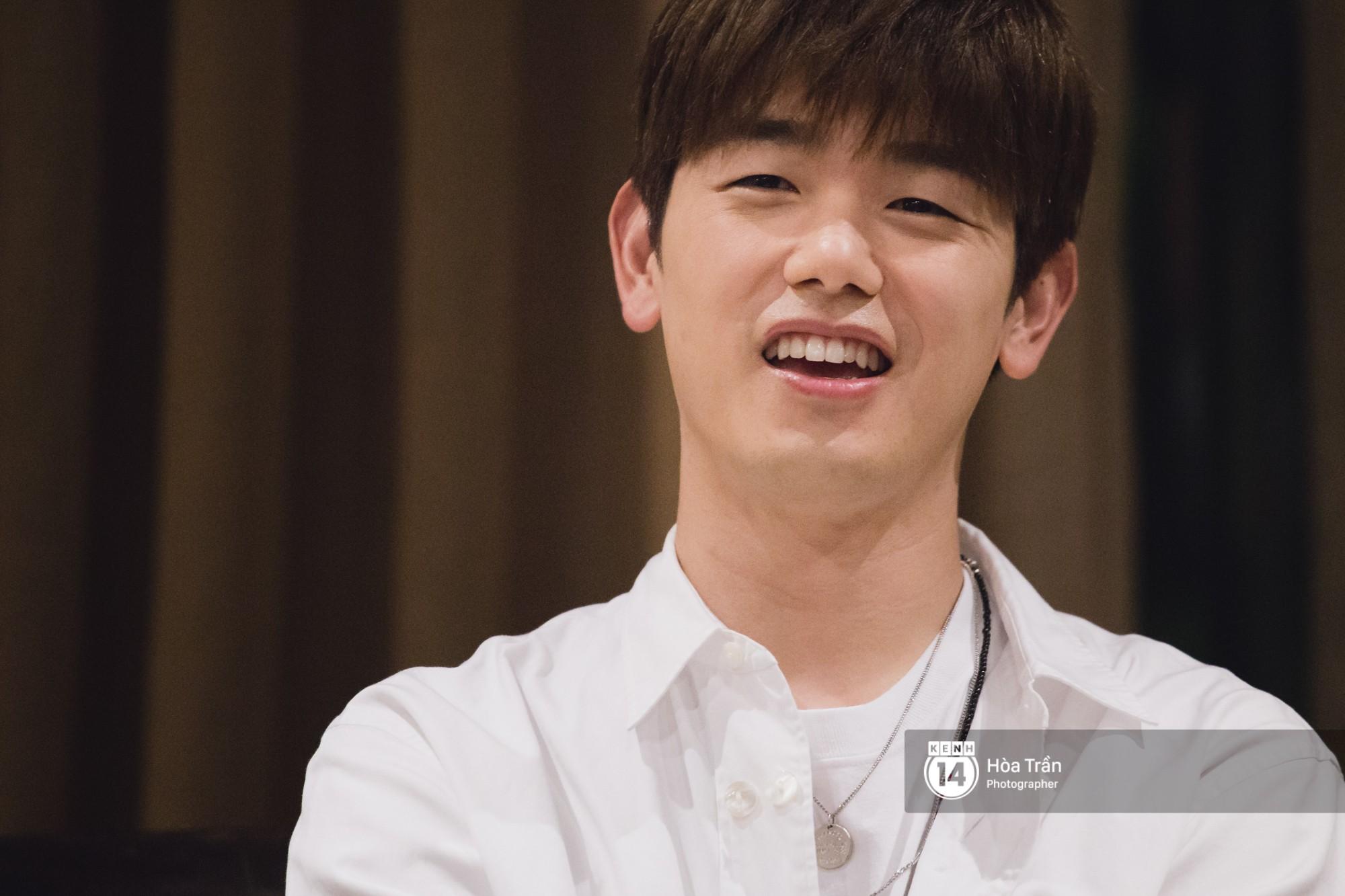 Phỏng vấn độc quyền ca sĩ Hàn - Eric Nam: Chia sẻ về thành công toàn cầu của BTS và ấn tượng với âm nhạc của một ca sĩ Việt Nam là... - Ảnh 4.