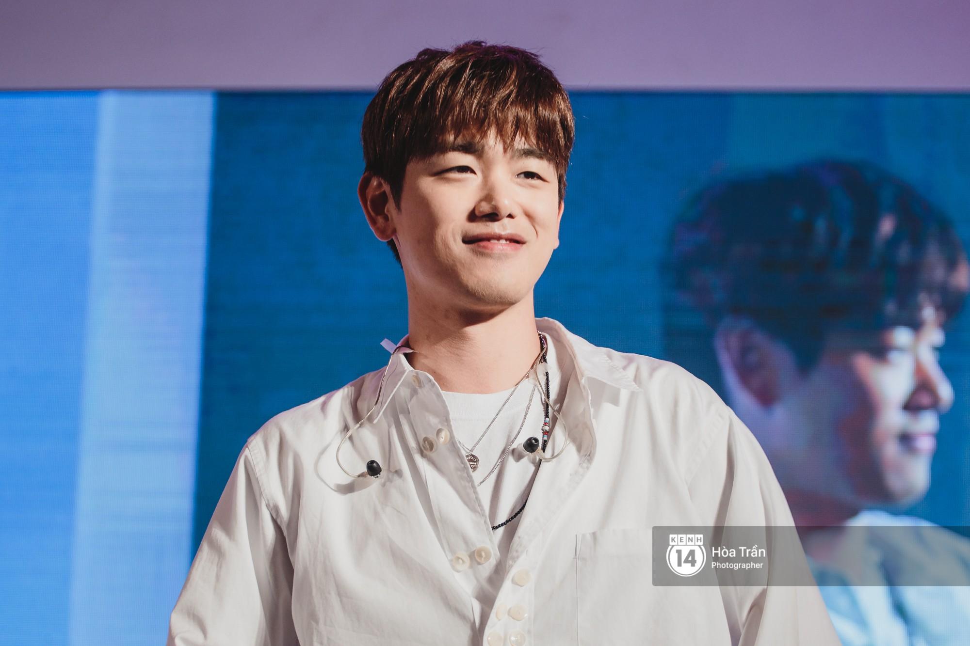 Phỏng vấn độc quyền ca sĩ Hàn - Eric Nam: Chia sẻ về thành công toàn cầu của BTS và ấn tượng với âm nhạc của một ca sĩ Việt Nam là... - Ảnh 10.