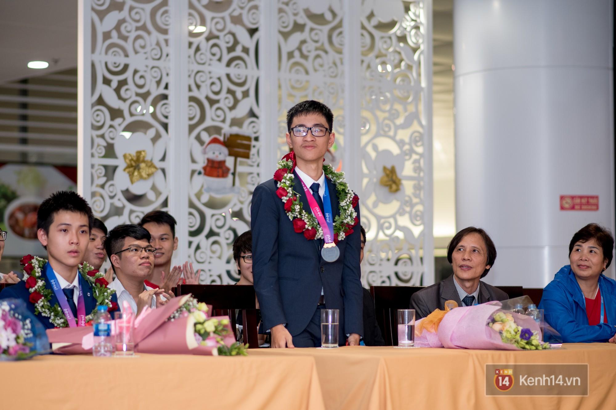 Trần Xuân Tùng - Người Việt đầu tiên giành HCV Olympic Thiên văn học - Ảnh 5.