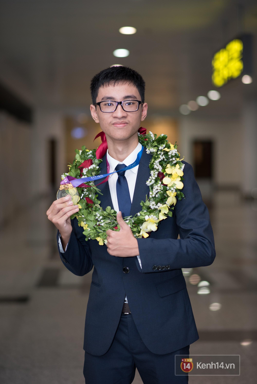 Trần Xuân Tùng - Người Việt đầu tiên giành HCV Olympic Thiên văn học- Ảnh 4.