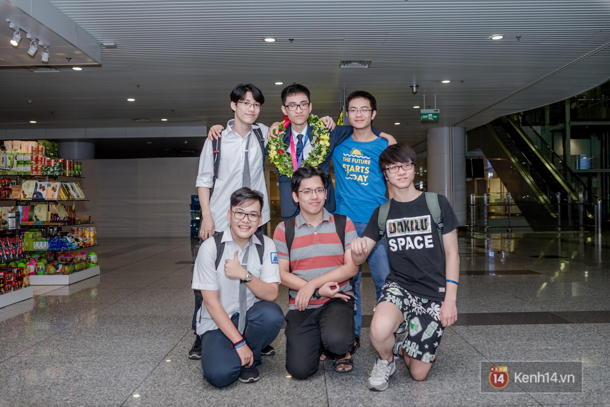 Trần Xuân Tùng - Người Việt đầu tiên giành HCV Olympic Thiên văn học - Ảnh 6.