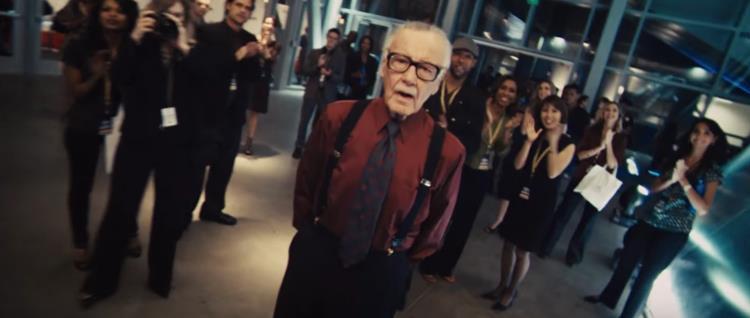 Nhìn lại gia tài vai diễn cameo trên màn ảnh rộng đầy thú vị của thiên tài Stan Lee - Ảnh 11.