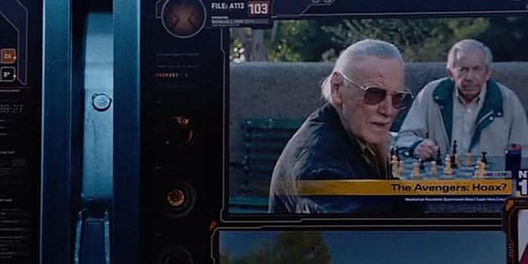 Nhìn lại gia tài vai diễn cameo trên màn ảnh rộng đầy thú vị của thiên tài Stan Lee - Ảnh 14.