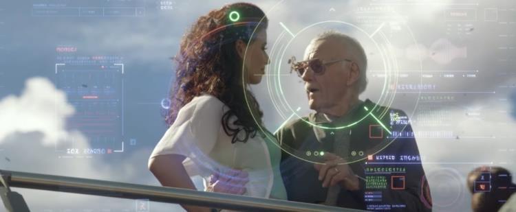 Nhìn lại gia tài vai diễn cameo trên màn ảnh rộng đầy thú vị của thiên tài Stan Lee - Ảnh 19.