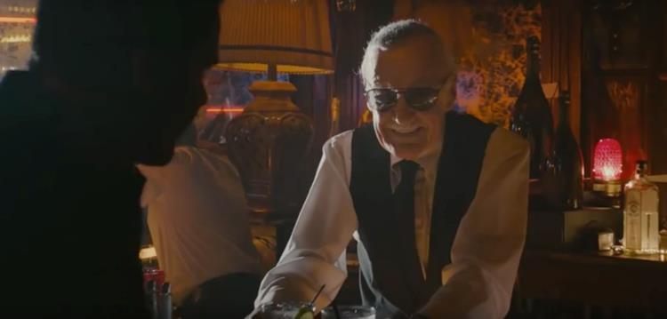 Nhìn lại gia tài vai diễn cameo trên màn ảnh rộng đầy thú vị của thiên tài Stan Lee - Ảnh 21.