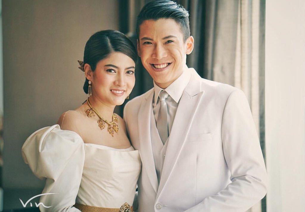 Minh tinh Thái lấy chồng siêu giàu: Người được cung phụng như bà hoàng, kẻ lấy bố của bạn, ly hôn trong thị phi - Ảnh 32.