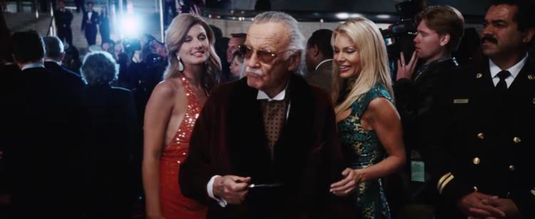 Nhìn lại gia tài vai diễn cameo trên màn ảnh rộng đầy thú vị của thiên tài Stan Lee - Ảnh 8.