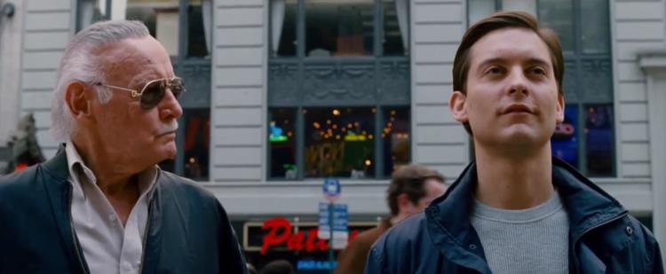 Nhìn lại gia tài vai diễn cameo trên màn ảnh rộng đầy thú vị của thiên tài Stan Lee - Ảnh 9.