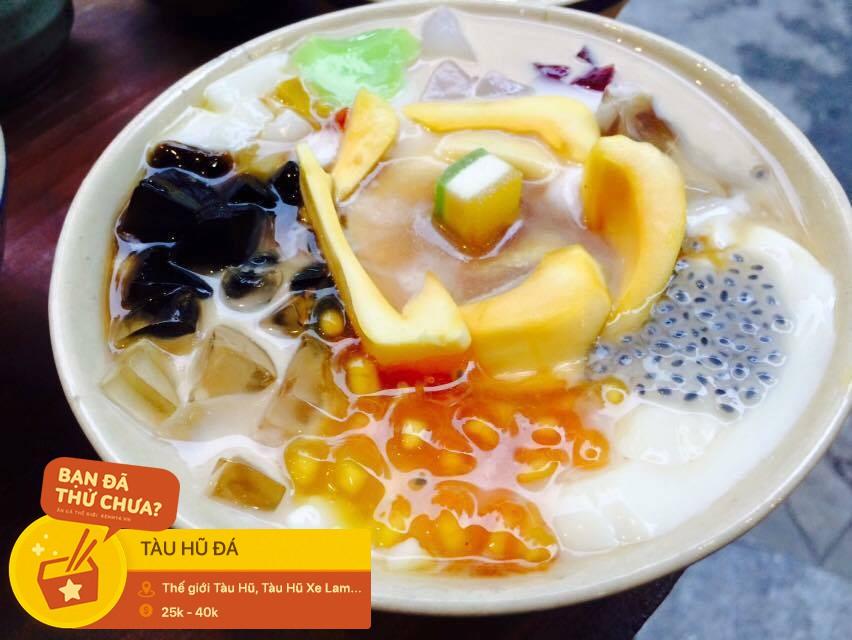Sài Gòn có những món đếm mãi không hết những loại topping ăn kèm - Ảnh 3.