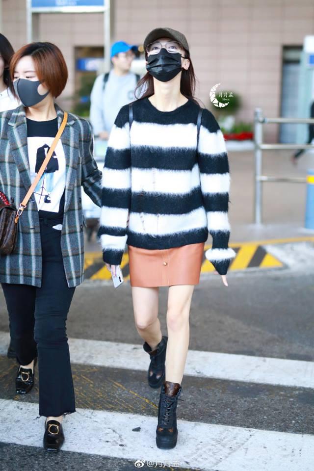 Diện áo len 22 triệu mà Ngô Cẩn Ngôn như mặc đồ Taobao, nhìn sang Giang Sơ Ảnh mới thấy rõ đẳng cấp - Ảnh 3.