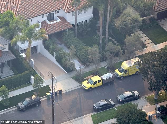 Justin Bieber và Hailey Baldwin mỗi tháng đốt 2,3 tỷ để thuê biệt thự khủng nằm cạnh hồ nước - Ảnh 5.