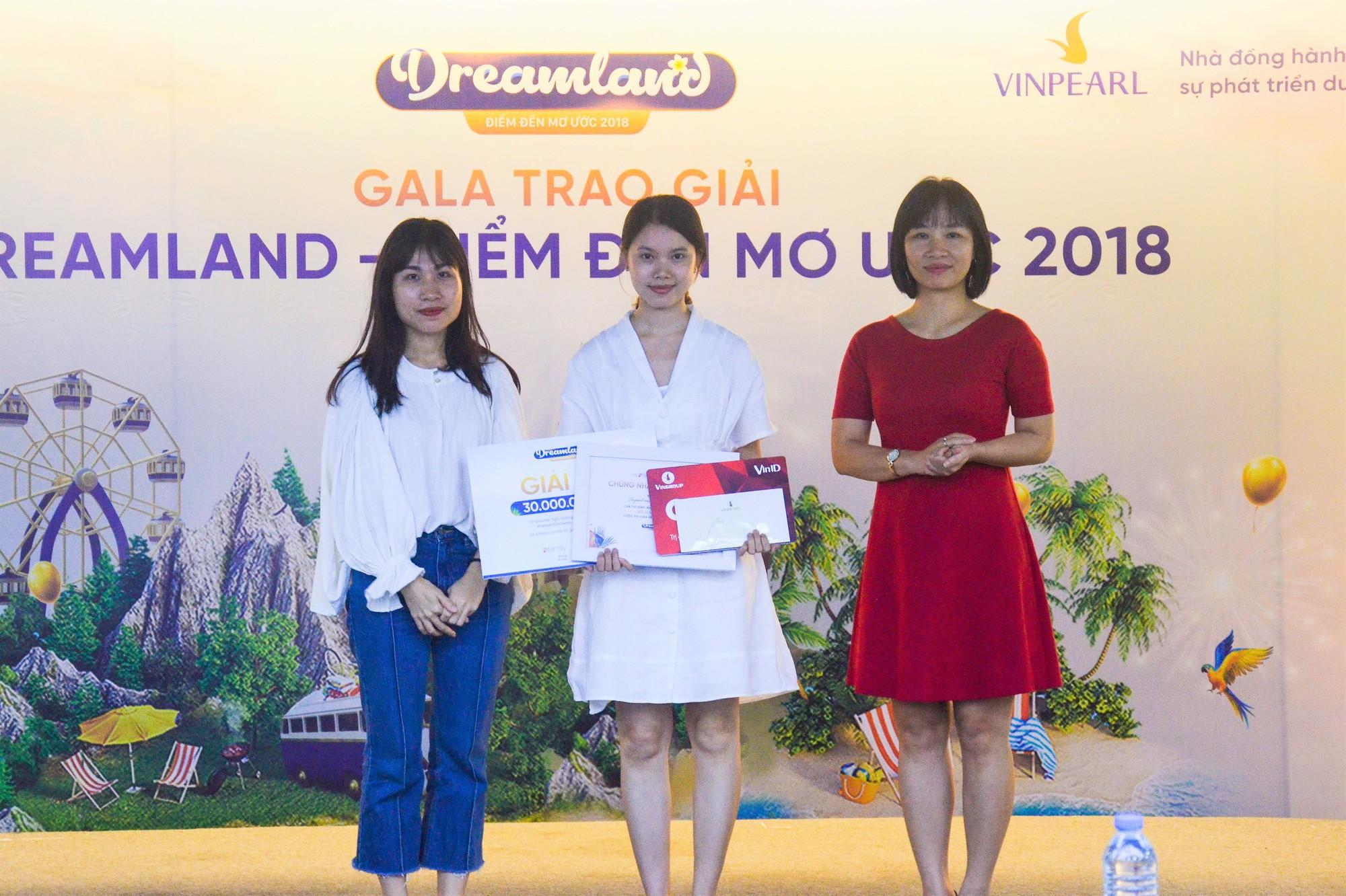 Gala trao giải Dreamland 2018: Tiếp bước đến những vùng đất trong mơ