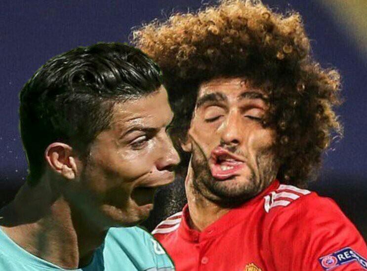 Mái tóc xù nổi tiếng và giàu tính troll nhất làng bóng đá chính thức biến mất - Ảnh 7.