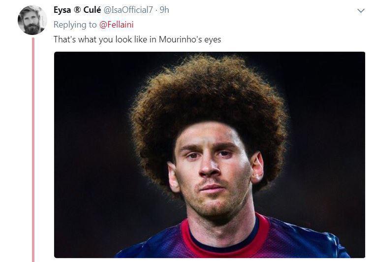 Mái tóc xù nổi tiếng và giàu tính troll nhất làng bóng đá chính thức biến mất - Ảnh 9.