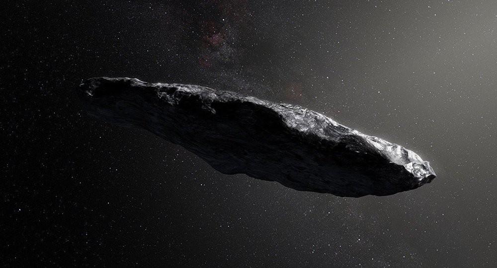 Sự thật vật thể nghi là phi thuyền người ngoài hành tinh gửi tới do thám Trái Đất - Ảnh 1.