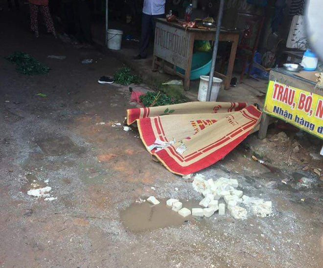 Missing woman killed in Hai Duong: Critical victim can not escape - Photo 1.