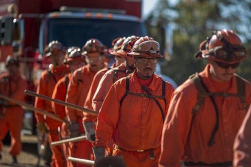 Mỹ thuê tù nhân dập lửa trong vụ cháy rừng thảm khốc nhất lịch sử - Ảnh 1.