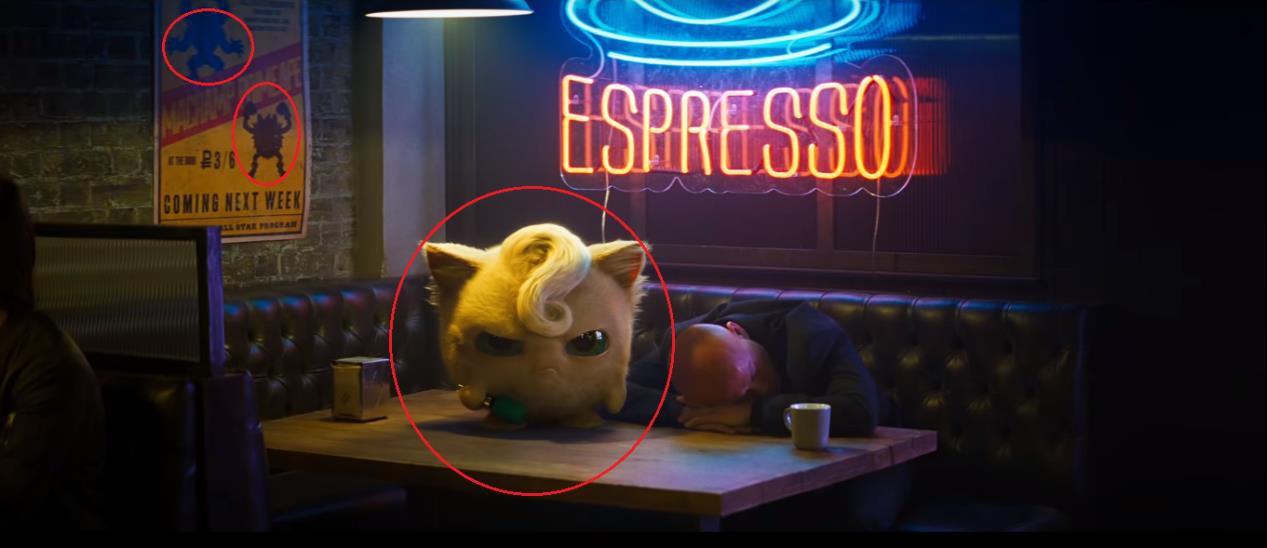 """Góc bổ mắt: Đoán thử xem có bao nhiêu Pokemon xuất hiện trong trailer """"Pokemon: Detective Pikachu""""? - Ảnh 12."""