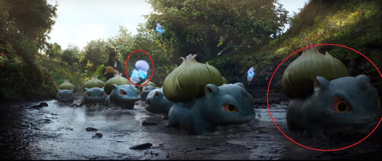 """Góc bổ mắt: Đoán thử xem có bao nhiêu Pokemon xuất hiện trong trailer """"Pokemon: Detective Pikachu""""? - Ảnh 11."""