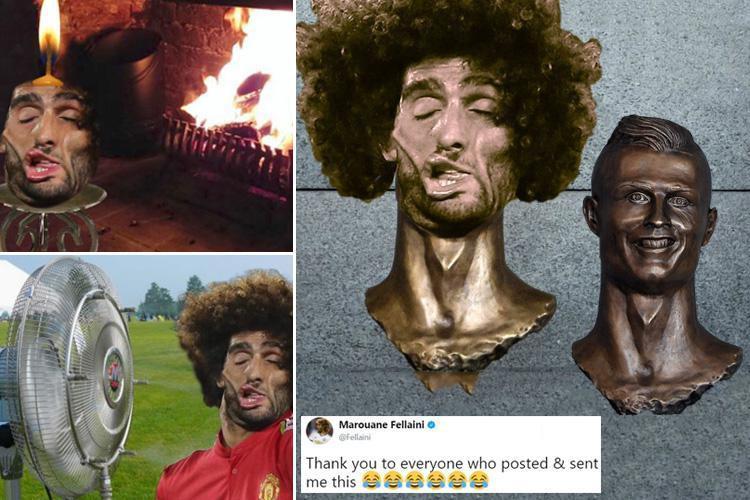 Mái tóc xù nổi tiếng và giàu tính troll nhất làng bóng đá chính thức biến mất - Ảnh 8.