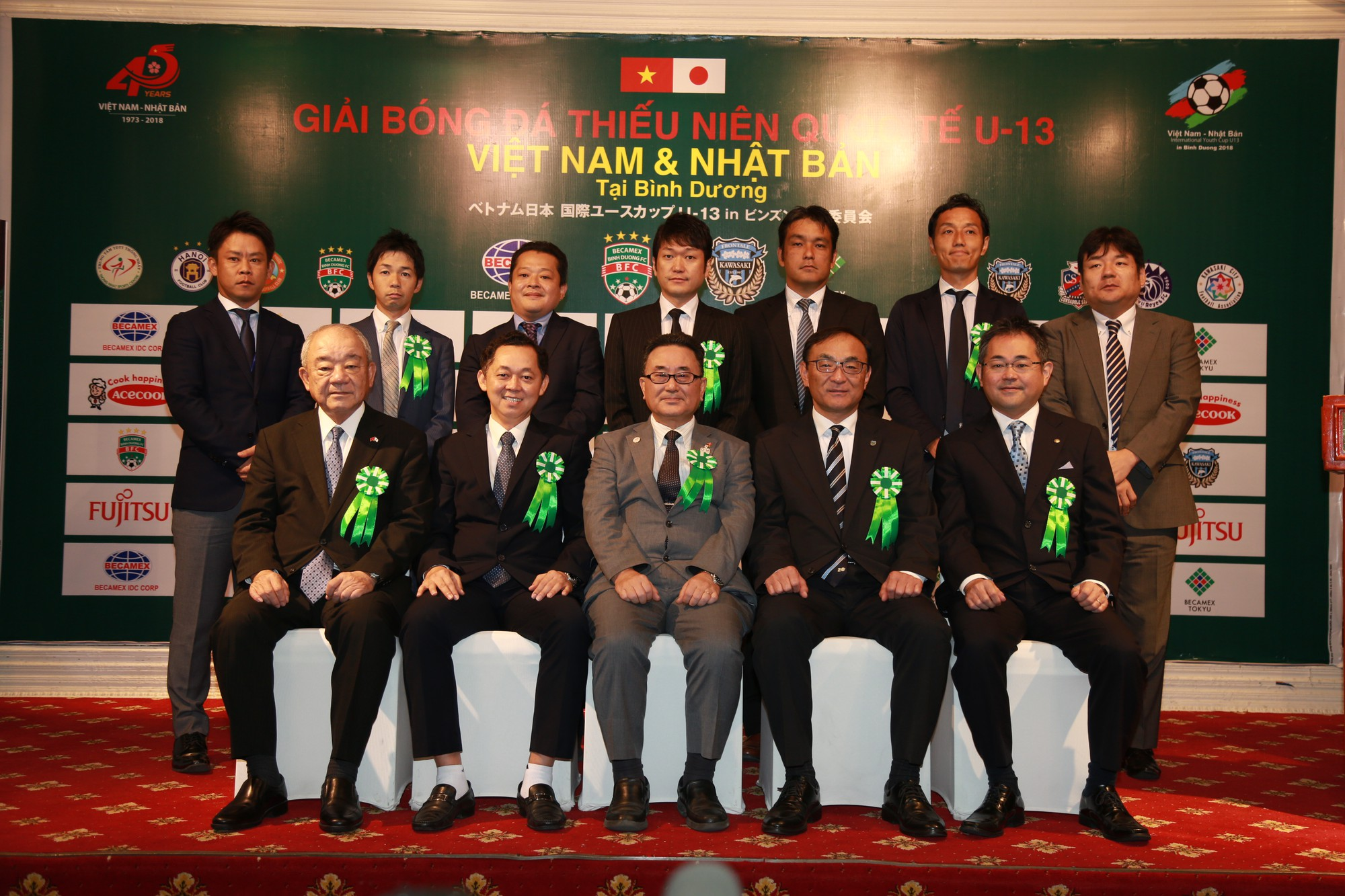Giải bóng đá thiếu niên quốc tế U13 Việt Nam – Nhật Bản tại Bình Dương - Ảnh 2.