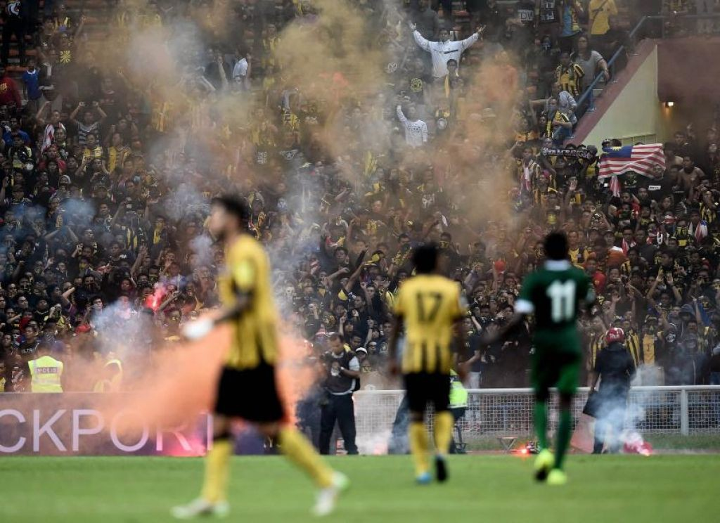 LDBD Vietnam wants to lose the Malaysian Football Federation and the photo 2.