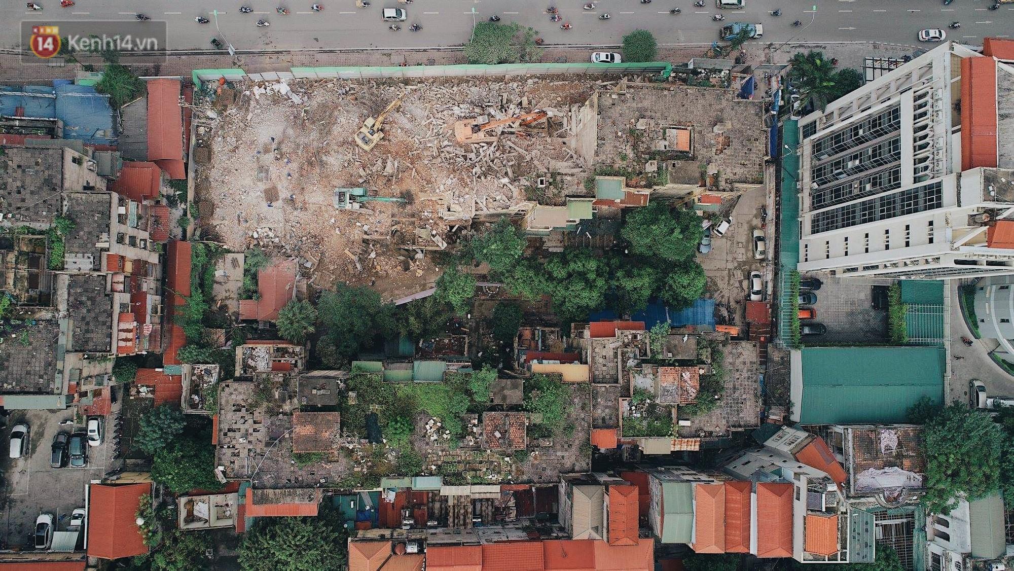 Phá dỡ khu tập thể đất vàng hơn 10 năm ngủ quên giữa trung tâm Hà Nội - Ảnh 5.