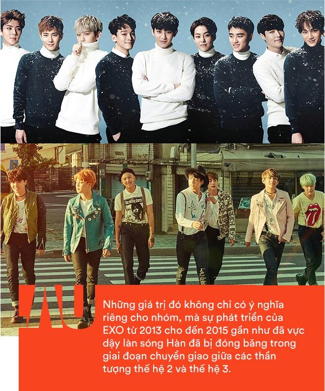"""EXO của năm 2018: Liệu có phải đã đến lúc chính thức nhường lại ngôi vương cho """"đối thủ không đội trời chung"""" BTS? - Ảnh 21."""