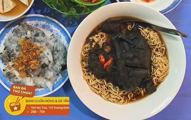 Ở Hà Nội có những món ăn thường xuyên dính với nhau, thưởng thức vào thời tiết này là nhất! - Ảnh 4.