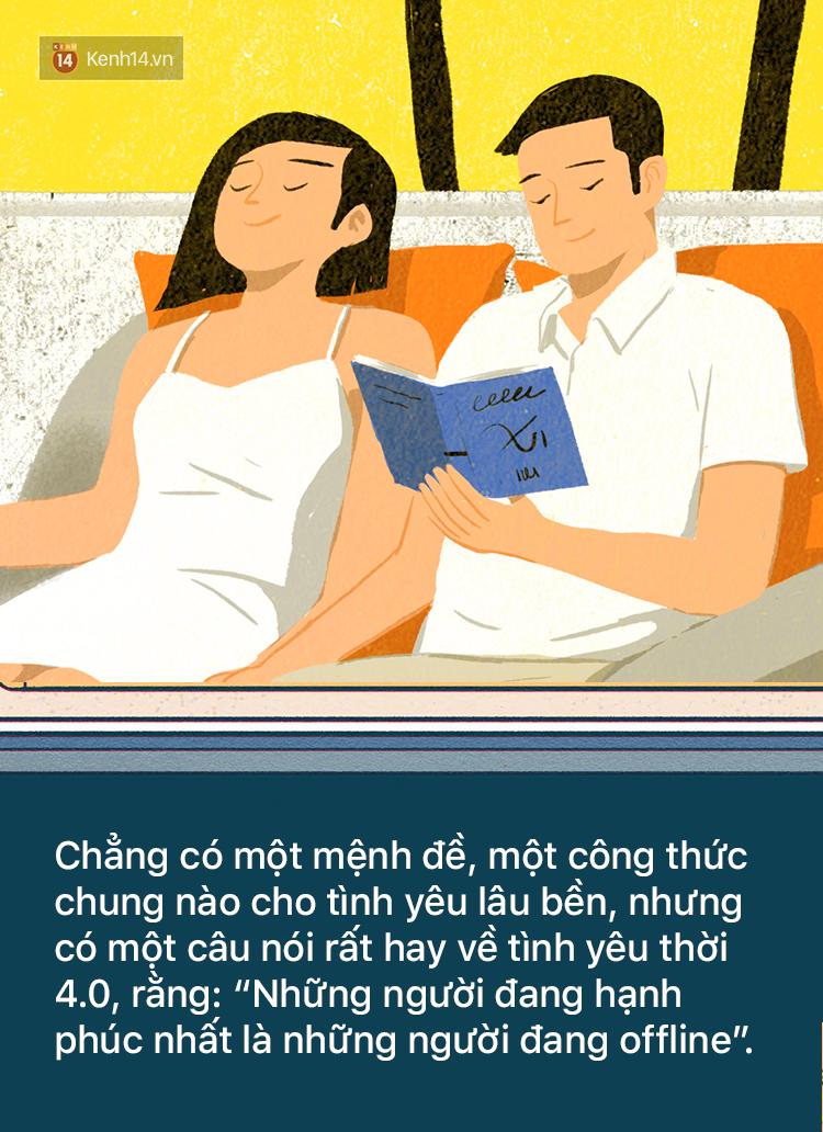 Tình yêu thời 4.0: Càng lộ thiên, càng bất hạnh - Ảnh 6.