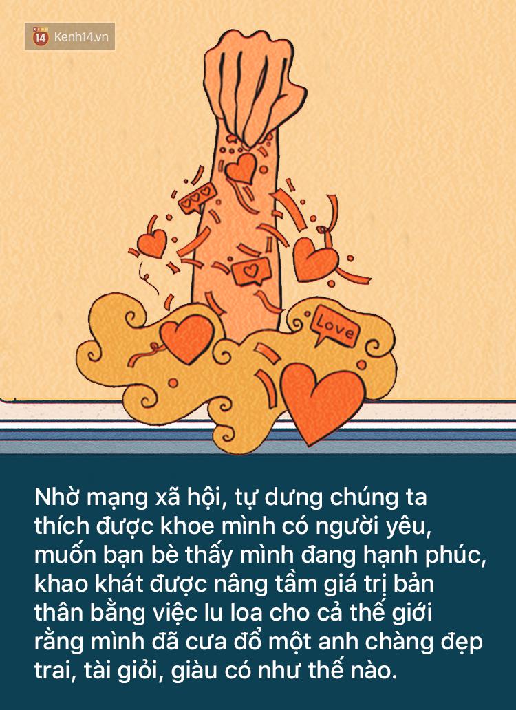 Tình yêu thời 4.0: Càng lộ thiên, càng bất hạnh - Ảnh 4.